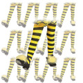 Bumblebee Tights Child Size Dozen 8005D