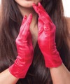 Costume Gloves Satin Adult Dozen WS1212D