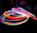 Pink Glow Necklaces Tube 50 pcs 12027