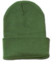 Military Beanie Olive Drab Long Hat 5767