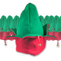 Elf Hats Adult Bulk 1418D