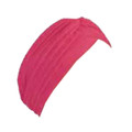 Hot Pink Turban Head Cover Hat 5977