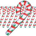 Candy Cane Inflates Bulk Dozen 9224D