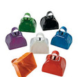 "Small Cowbell Pick Color 12 Pack  3""  9255"