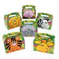 Zoo Animal Treat Gift Boxes Dozen 3909D