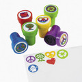Peace Sign Stampers 24pc 9285