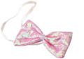 Pink Bunny Bow Tie Dozen 6843D
