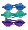 Aquamen Water Goggles Child Mixed Colors Dozen 3390A