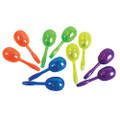 Two-Pack Fiesta Glitter Maracas Mix Colors WS1886D