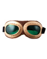 Aviator Motorcycle Goggles | Steampunk Glasses | 12PK WS1183D