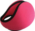 Hot Pink Ear Warmers WS1262D