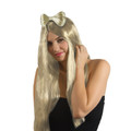 Bow Hair Clip Blonde WS6652D