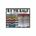 6 Pk Satin Bow Tie Deal - 12 Pk Satin Bow Tie Deal - You Pick the Colors - We Ship 955