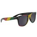 Rasta Wayfarer Styles Vintage Sunglasses DOZEN 7150D