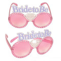 Dozen Pink Bride To Be Glasses 7000D