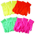 Gloves Neon Mixed Dozen 50772DZ