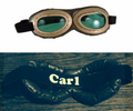 Custom Steampunk Goggles
