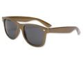 Gold Wayfarer Sunglasses