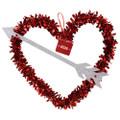 Valentine Wreath | Heart Shaped Wreath | Heart Wreath | 17004