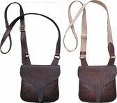 Avaiable with leather or jute straps