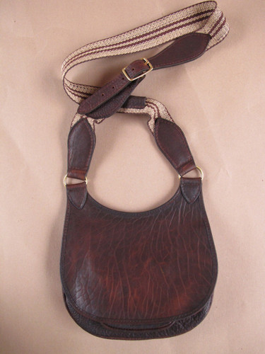Front of W-101 Woodland Bag