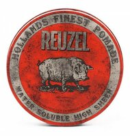 Reuzel RED Pomade - High Sheen, Water-Based