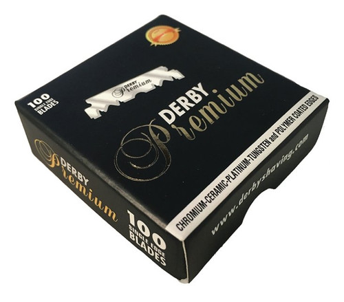 Derby Premium Professional Single Edge Blades