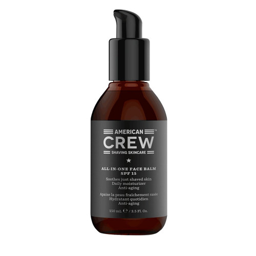 American Crew All-In-One Face Balm SPF15 - 5.1 oz.