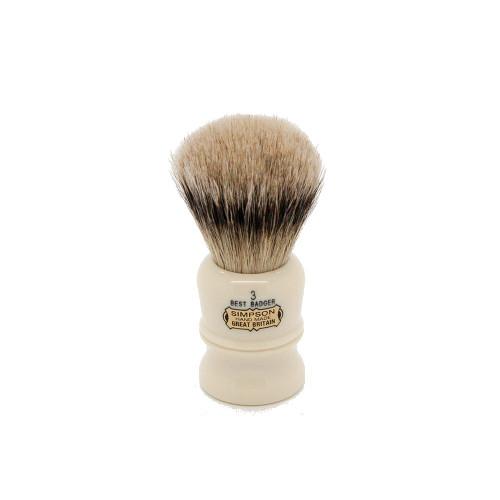 Simpsons Duke 3 Best Badger Shaving Brush