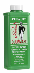 Clubman Talc Powder 9 oz.