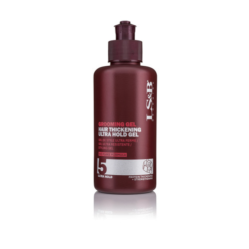 Lock Stock & Barrel Grooming Gel Hair Thickening Ultra Hold Gel