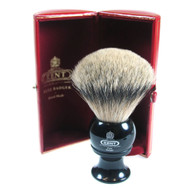 Kent Pure Silver-tip Badger Brush - BLK8