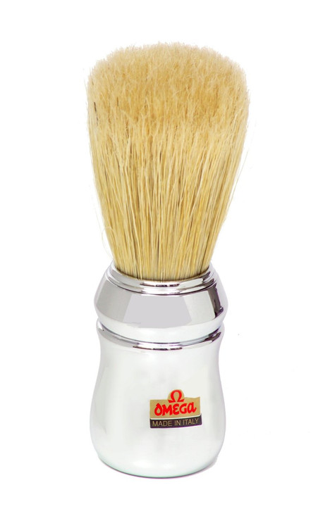 Omega Pro48 Boar Shaving Brush