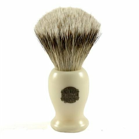 Progress Vulfix Super Badger Shaving Brush - Cream Handle