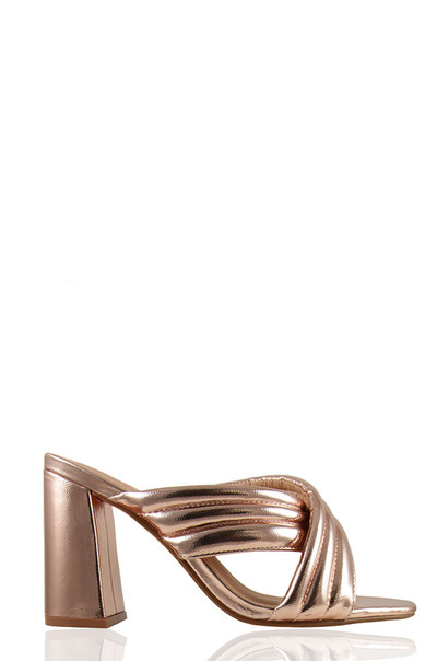 Glossy - Rose Gold
