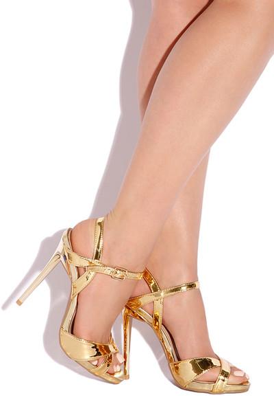 Signature Look - Gold