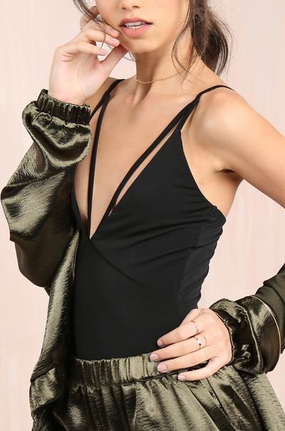 Mila Bodysuit - Black