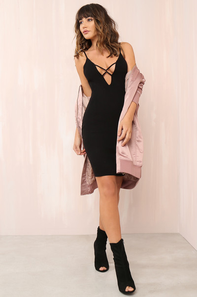 Perfection Dress - Black