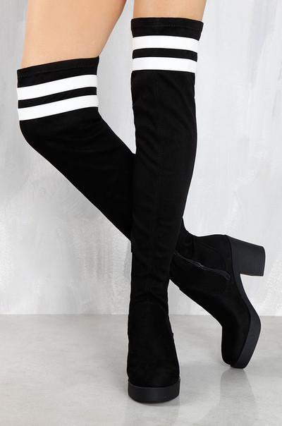 Oh Sleek - Black & White