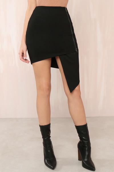Angles Skirt - Black