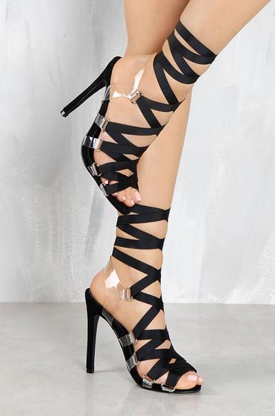 Tied To Lust - Black