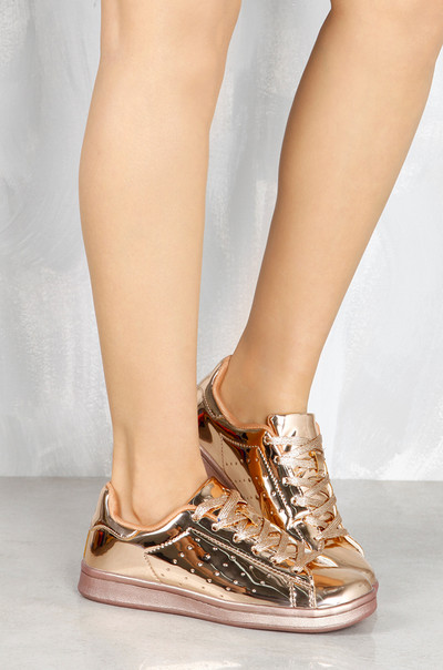 Luxe Moves - Rose Gold