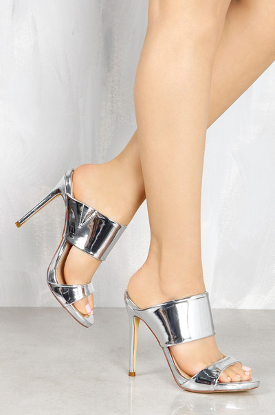 All-Out Glam - Silver