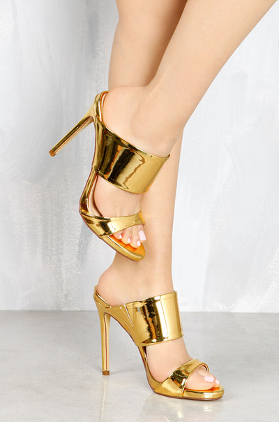All-Out Glam - Gold