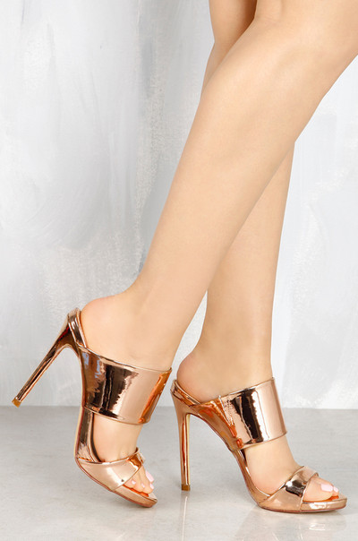 All-Out Glam - Rose Gold