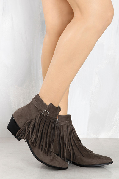Fringe Benefits - Taupe