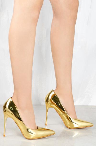 So Flashy - Gold