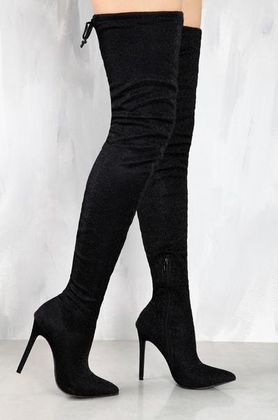 Lit In Glit - Black