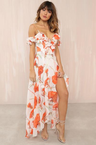 Fresh Pick Dress - Floral
