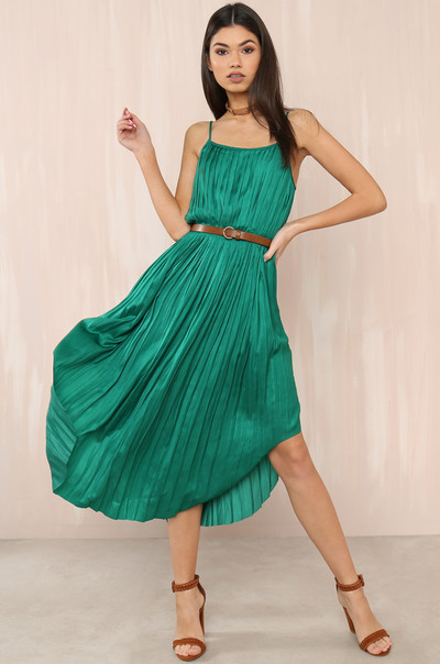 In The Swing Dress - Jade